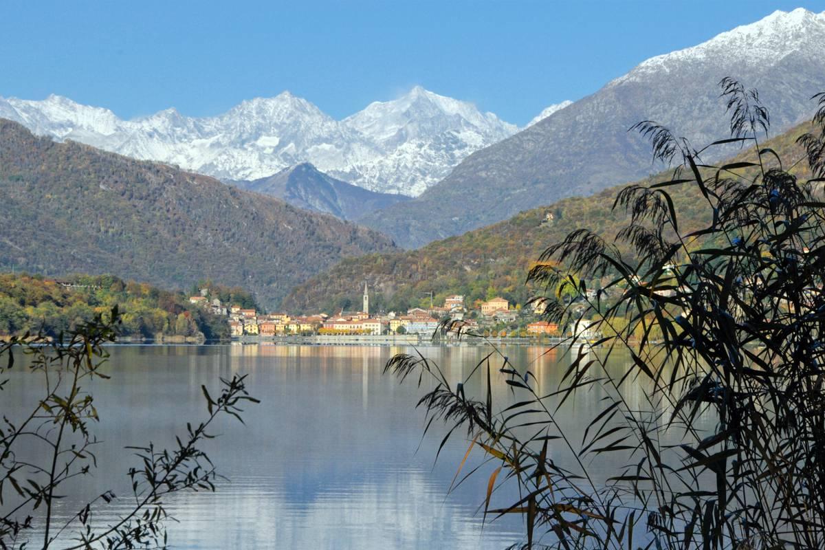 Punti di interesse terre alte laghi for Lago di mergozzo